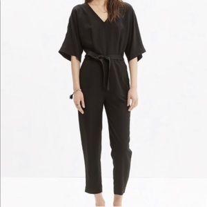 Madewell kimono style jumpsuit